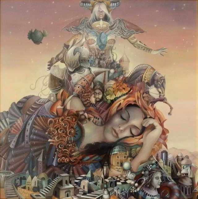 Kraina Sennej Wyobraźni