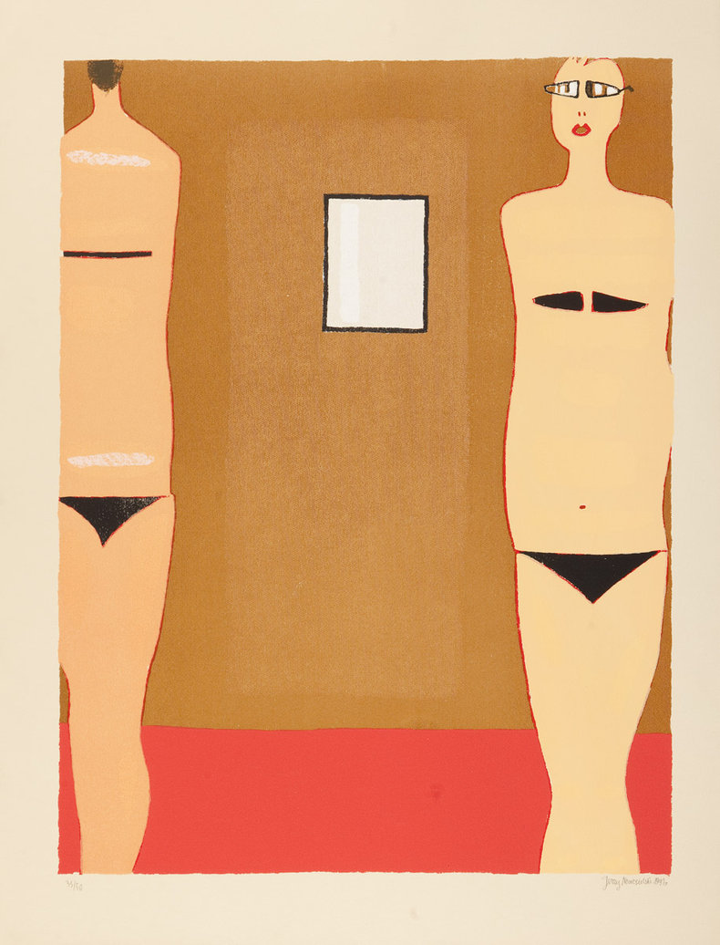 Kobiety z lustrem, 1997 r.
