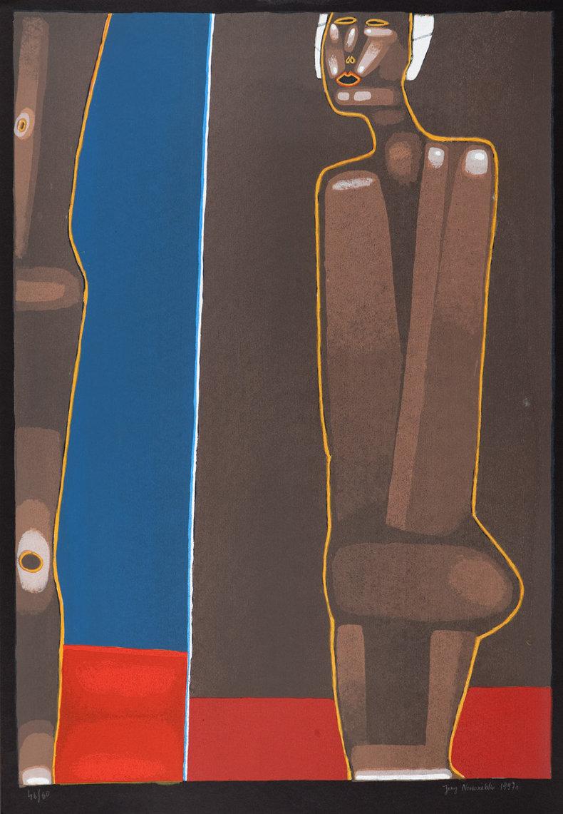 Akt w ciemni, 1997 r.
