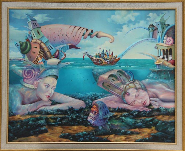 Podwodne gracje