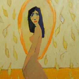 Dziewczyna i lustro 2