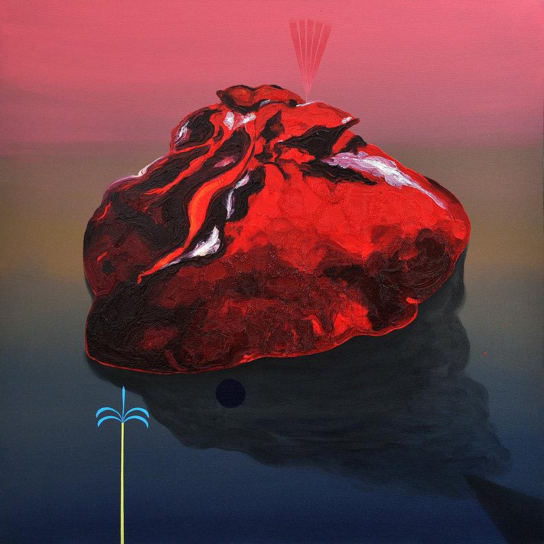 Czerwona wyspa