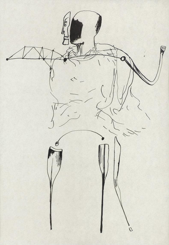 Studium postaci, 1957-62