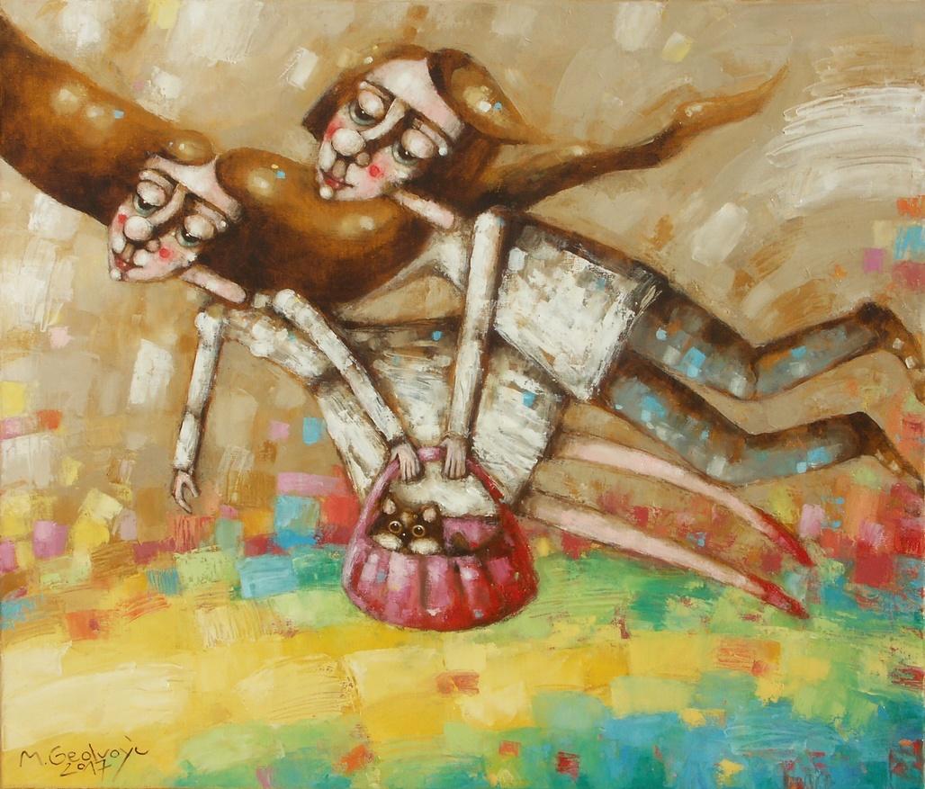 Serge Marshennikov   Kwartalnik o sztuce Artysta i Sztuka