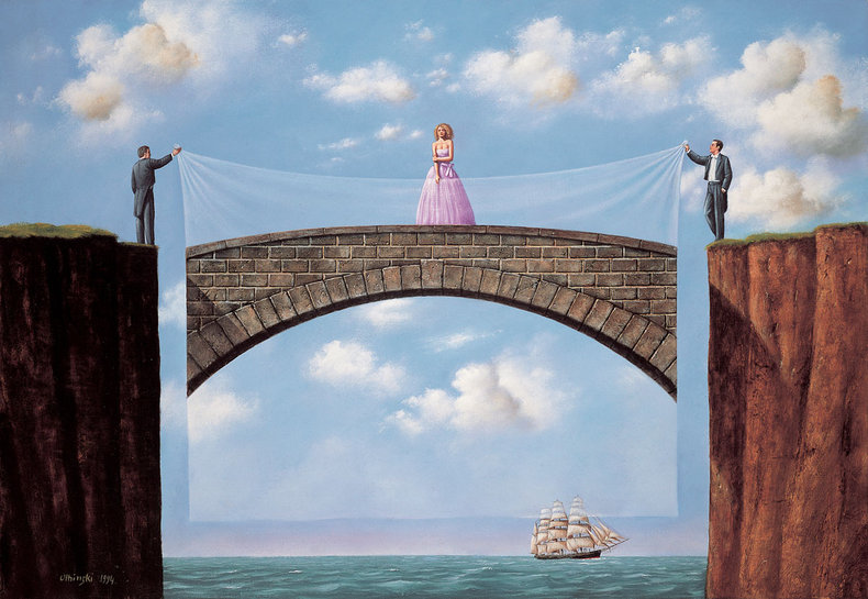 Most - Inkografia