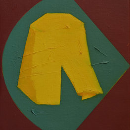 Żółty namiot