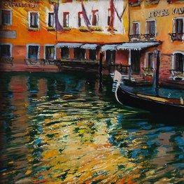 Venetian sketchbook 33
