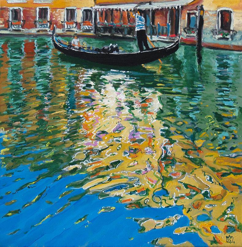 Venetian skechbook 38