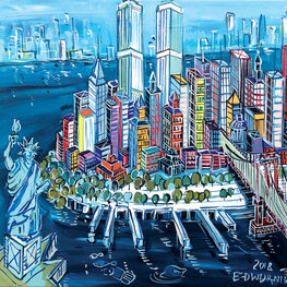 Nowy Jork - Inkografia