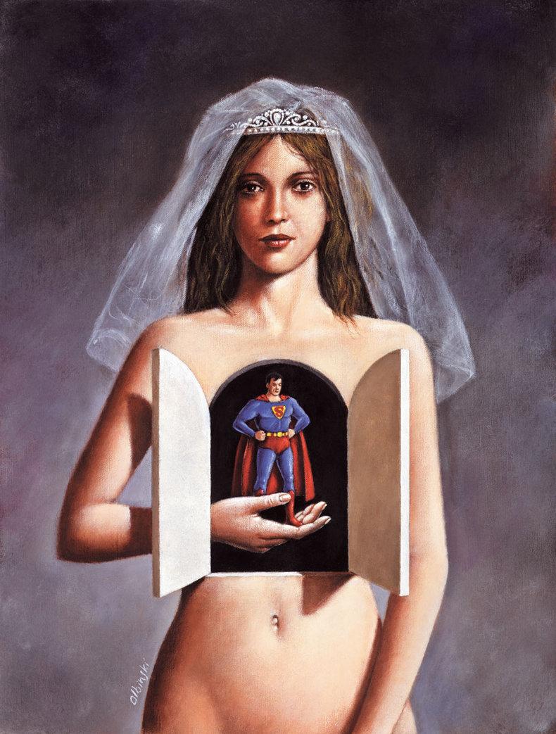 Bride - Inkografia