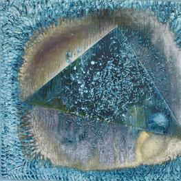 Kompozycja Haptyczna - caerula mundi