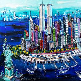 Manhattan - Inkografia