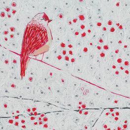 Zimowy ptak