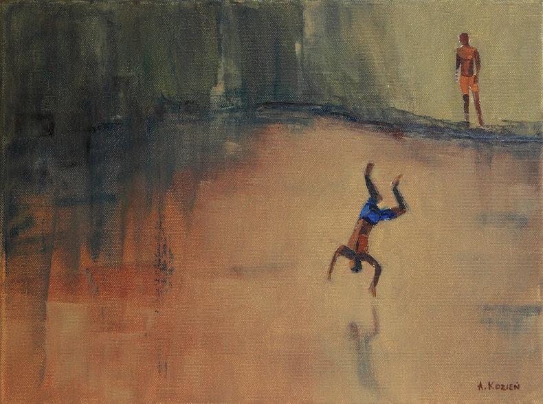 Skaczący chłopcy 3