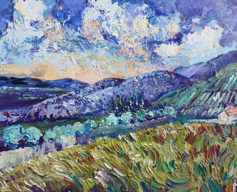 Mój Van Gogh