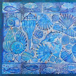 Muszle, rybki i koralowce