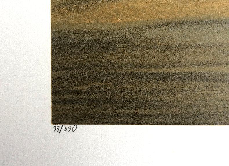 Przewidywalne założenie - litografia
