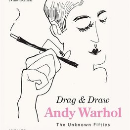 Andy Warhol Drag and Draw
