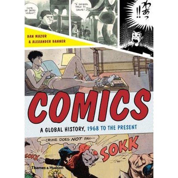Comics: A Global History