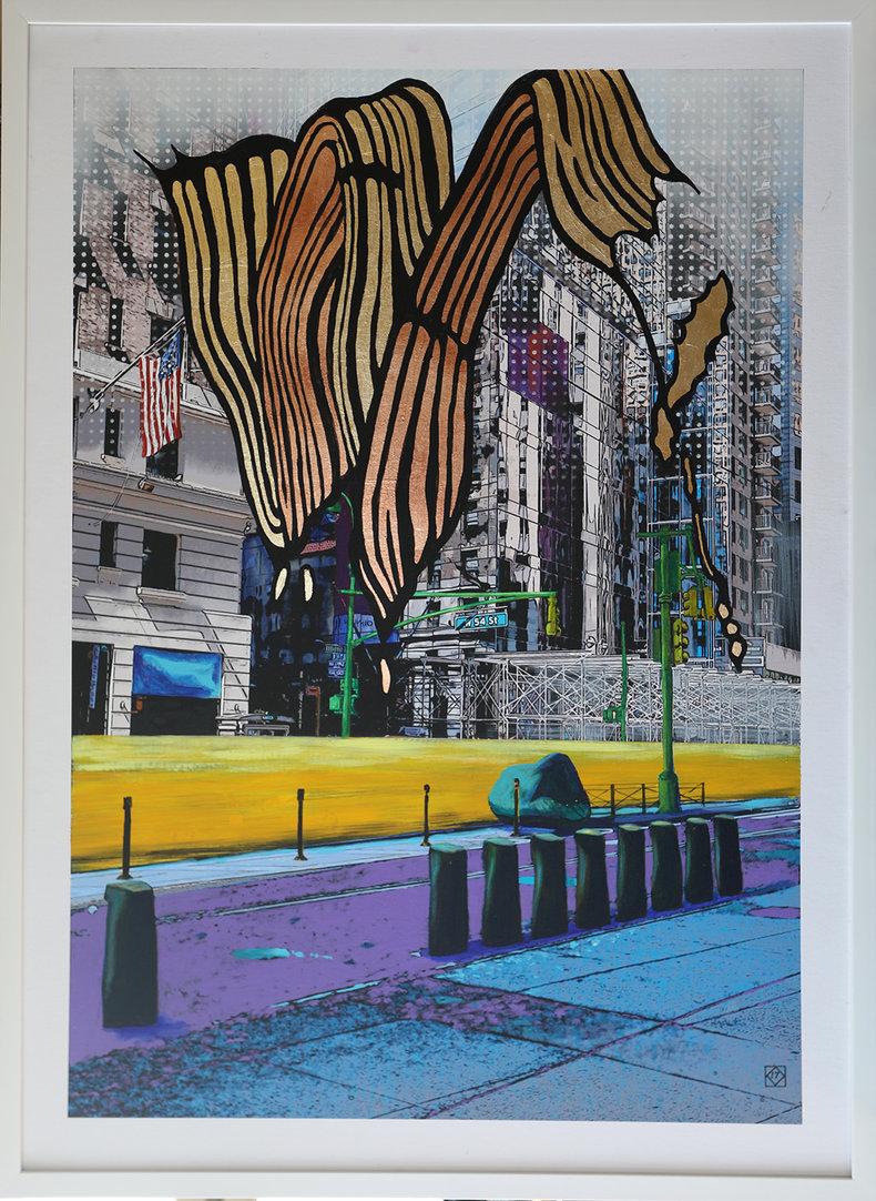 Pocztówka NYC 6