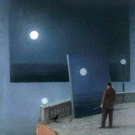 Przywołujący księżyc