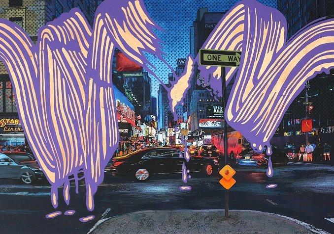 Pocztówka NYC 01