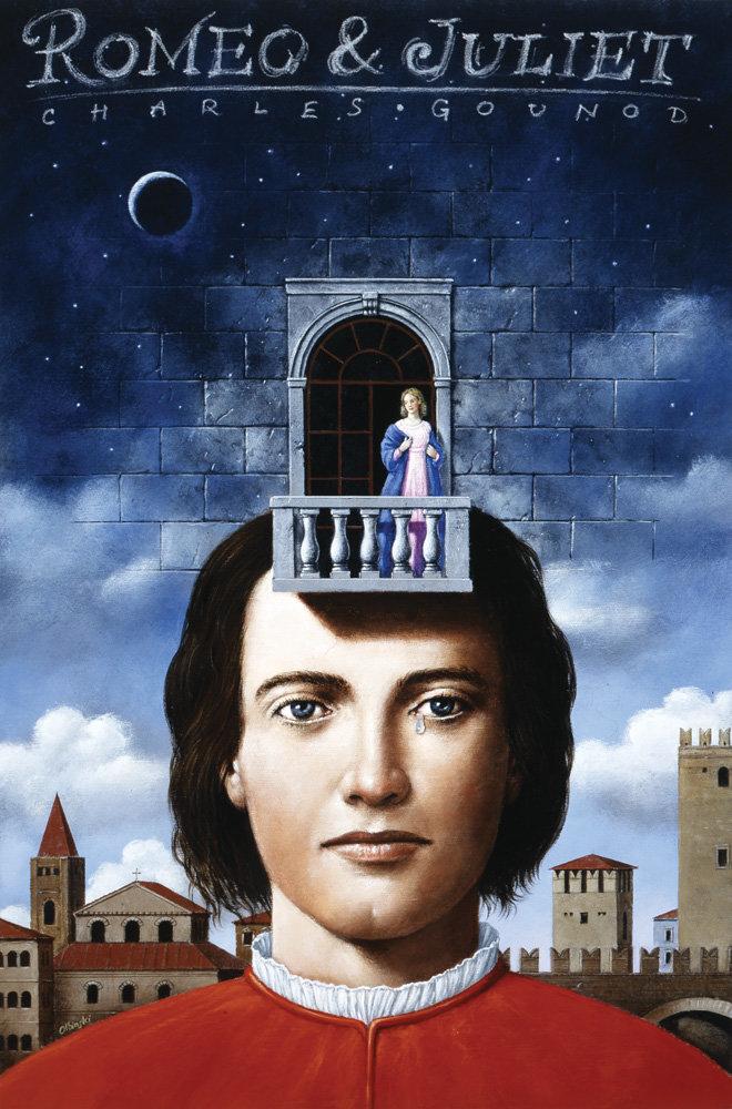 Romeo and Juliet - Inkografia