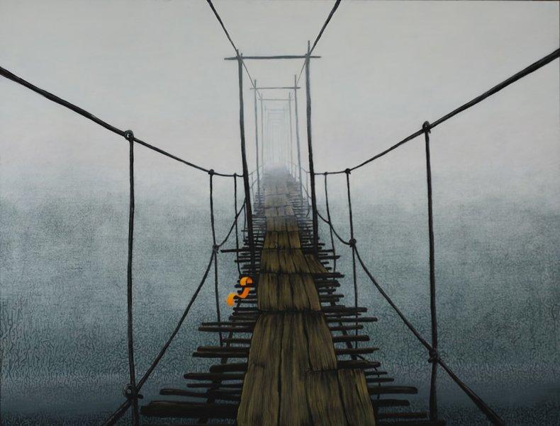 Perspektywa mgłą zasnuta 2