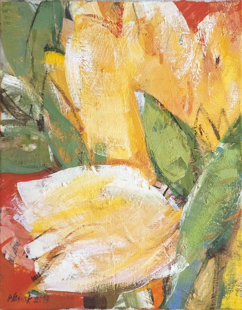 Żółty kolor roku I - Inkografia