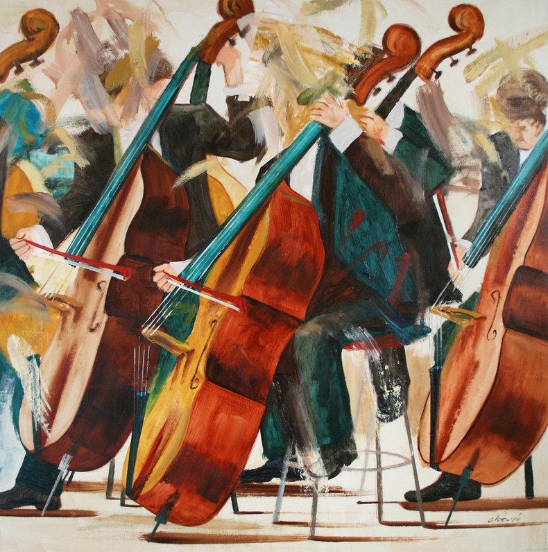 Kwartet beżowy