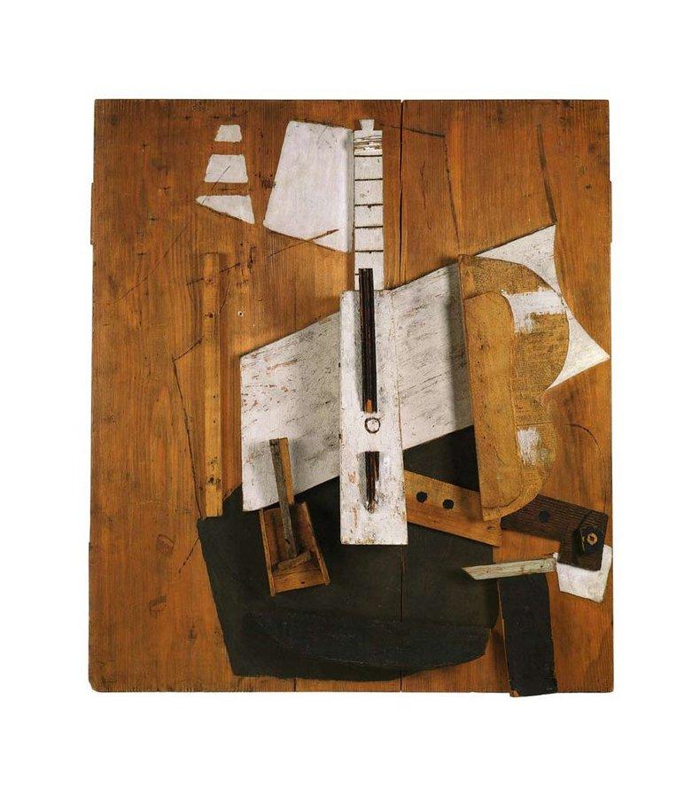Picasso: Guitars 1912-1914