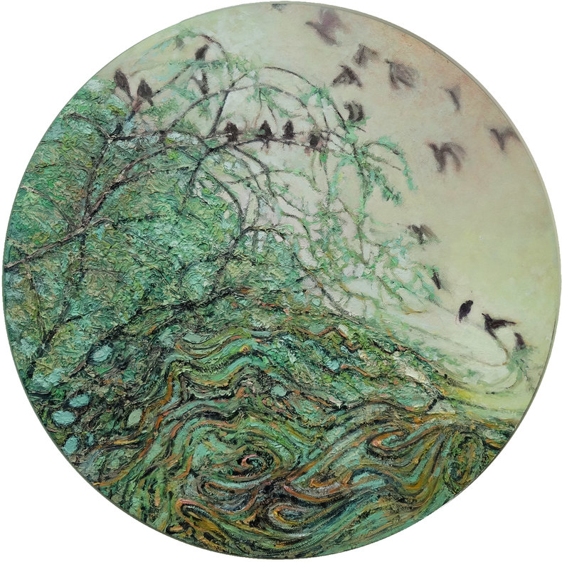 Mapa ptasich lotów