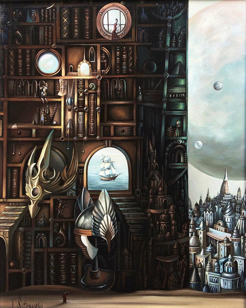 Biblioteka przygód