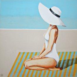 Spotkanie na plaży