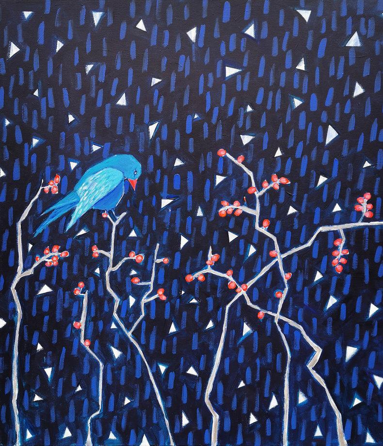 Wieczorny deszcz