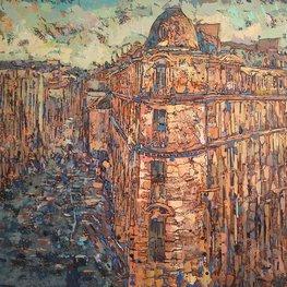 Old hotel - Paris