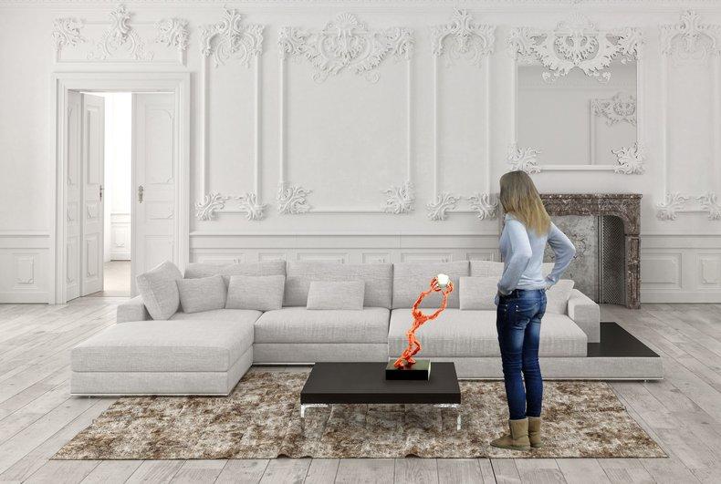 Tenaci Perfectus - Orange