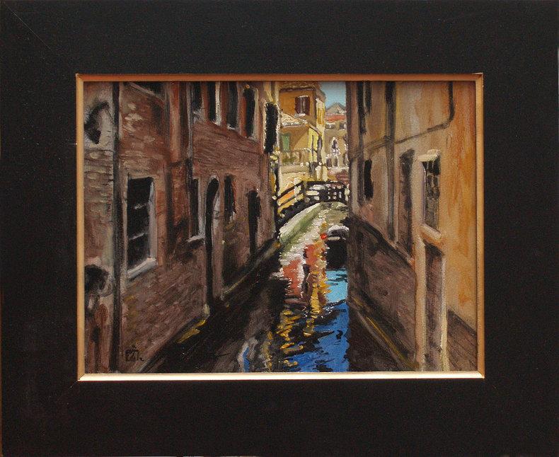 Venetian sketchbook 47