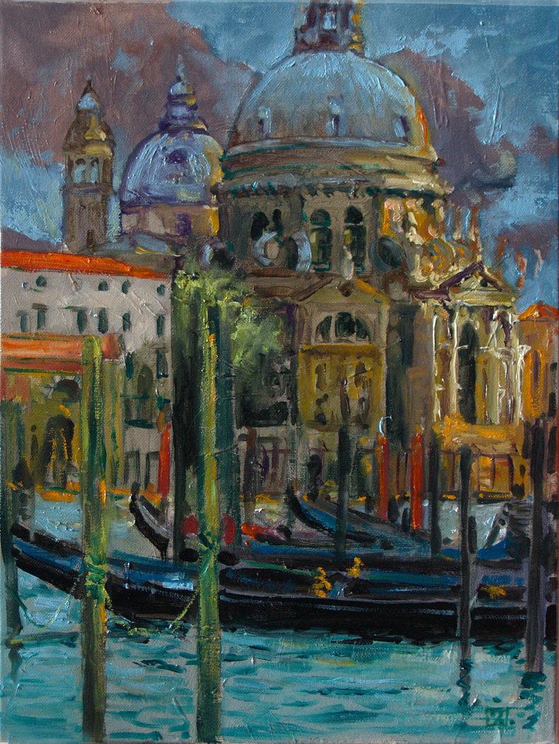 Venetian sketchbook 51