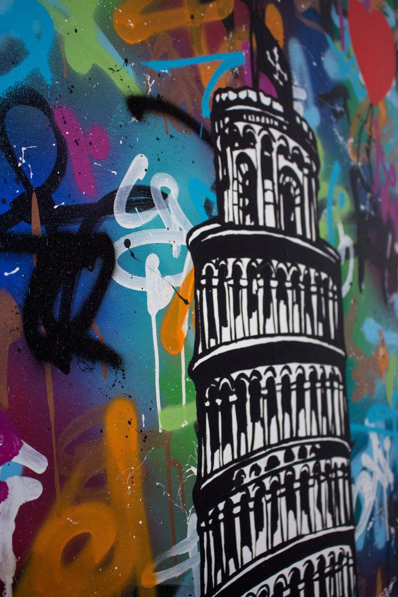 805 Street Art Avenue