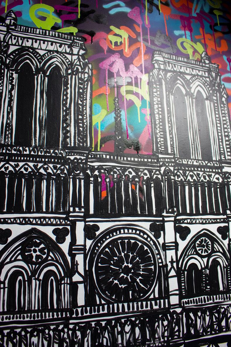 Impresja o Notre-Dame