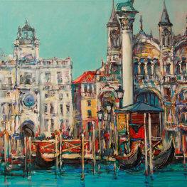 Il fascino di Venezia - Piazza San Marco