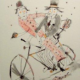Rowerowa miłość