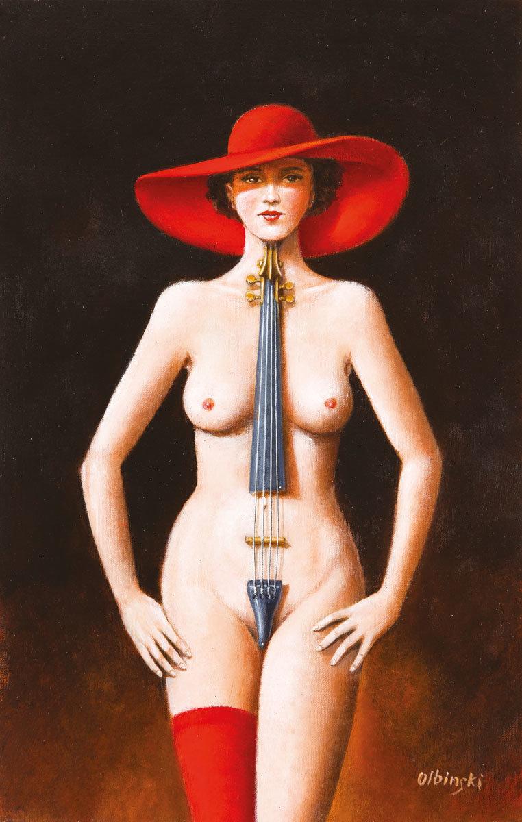Talented Ms. Viola - Inkografia