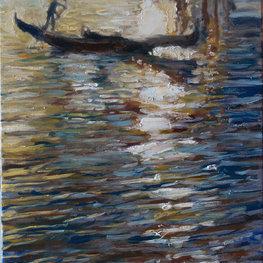Venetian sketchbook 56