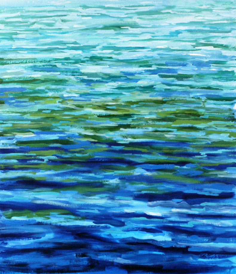 Trójkolorowe Morze
