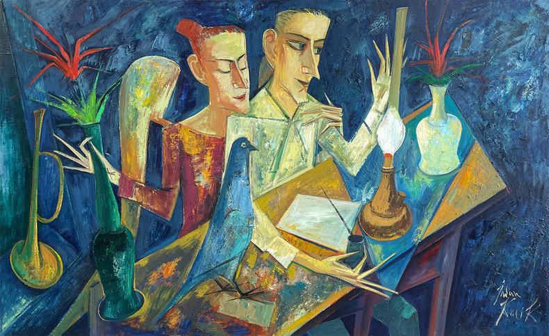 Poeta i Muza
