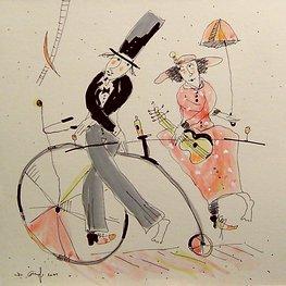 Miłość na bicyklu