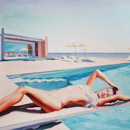 Madame VAngel '18 Swimming Pool