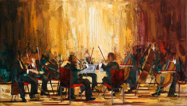 Orkiestra - szkice